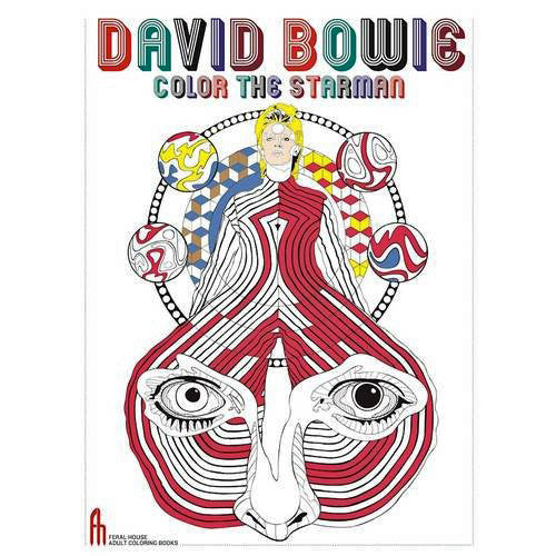 David Bowie: Color the Starman