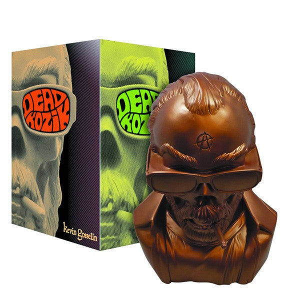 Dead Kozik Vinyl Bust (Bronze Version)