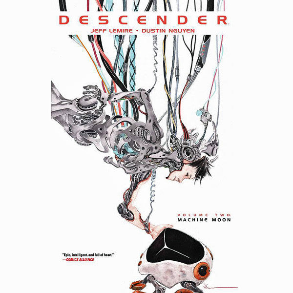 Descender Volume 2: Volume 2: Machine Moon