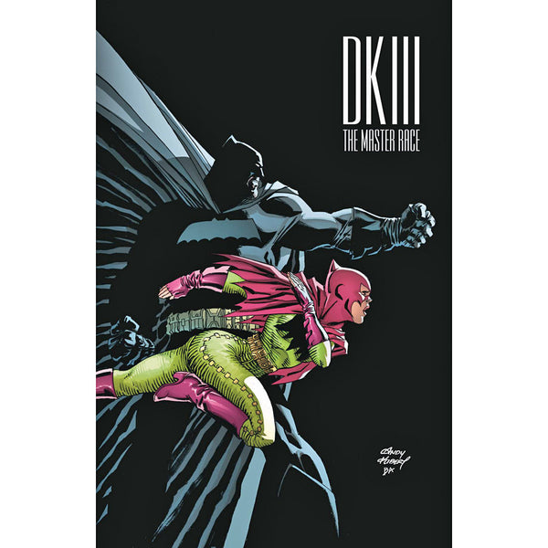 Dark Knight III: Master Race #6