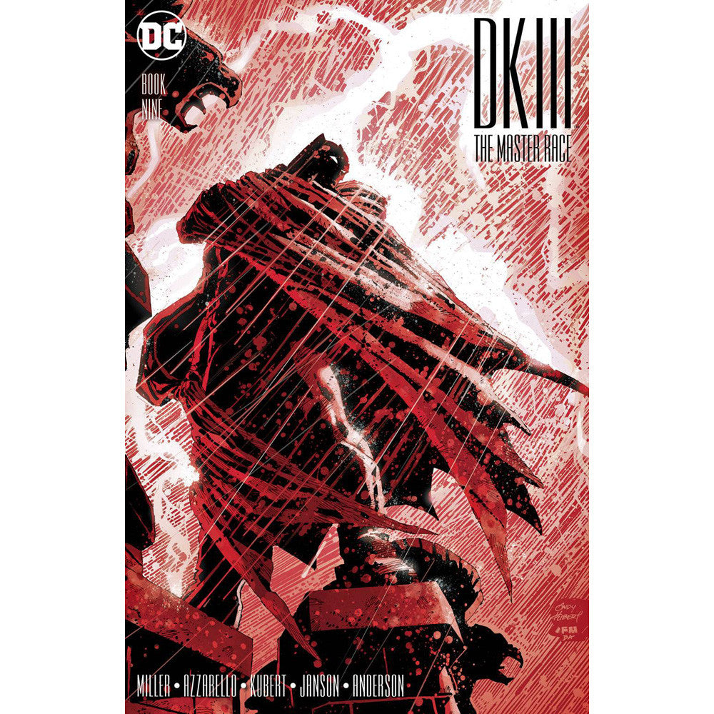 Dark Knight III: Master Race #9