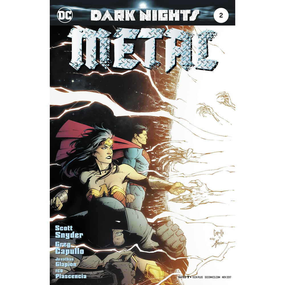 Dark Nights Metal #2