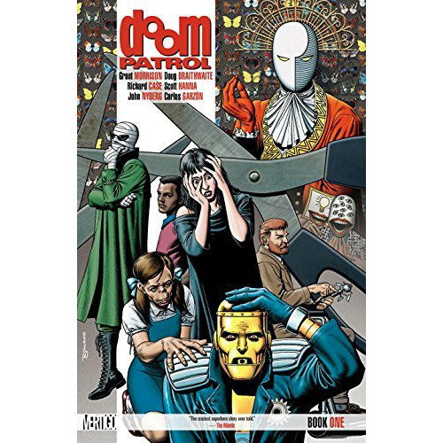 Doom Patrol Book 1
