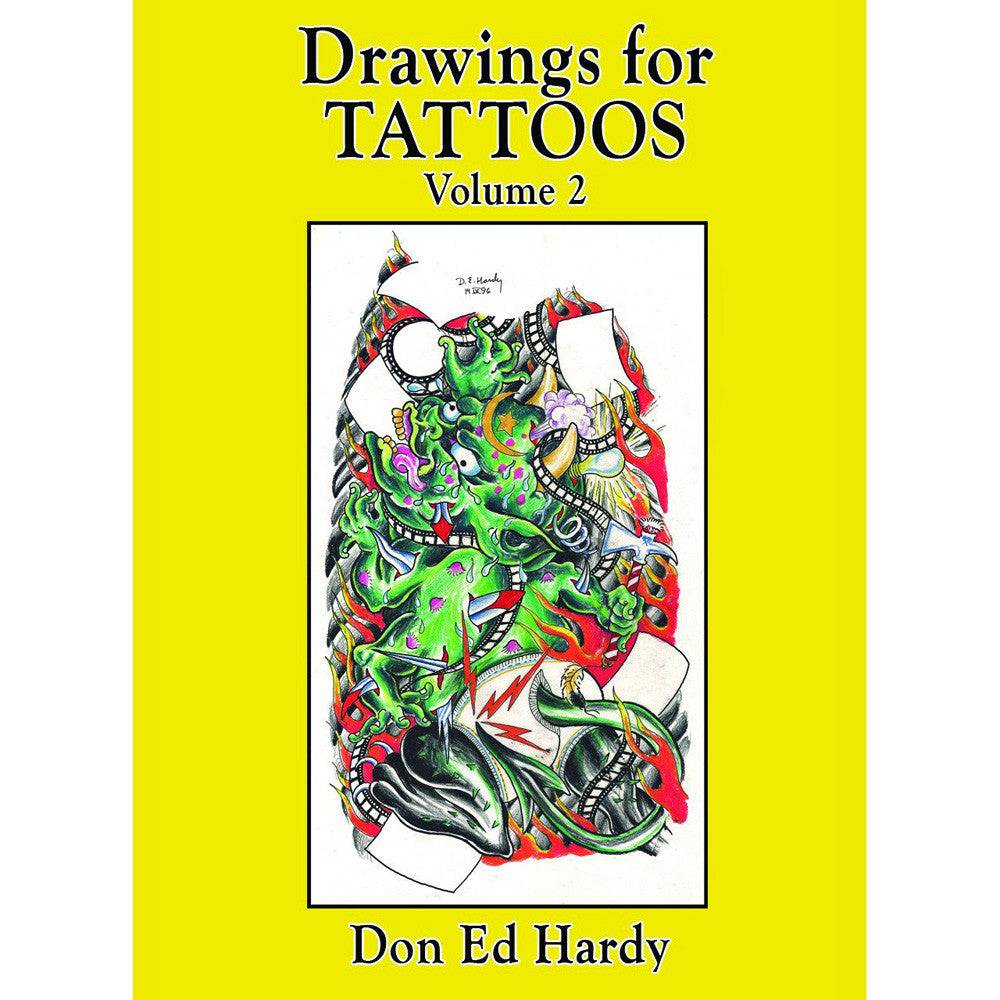 Drawings For Tattoos Volume 2