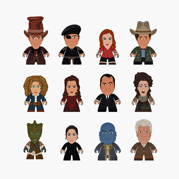 Doctor Who Mini Figure (Good Man Series)