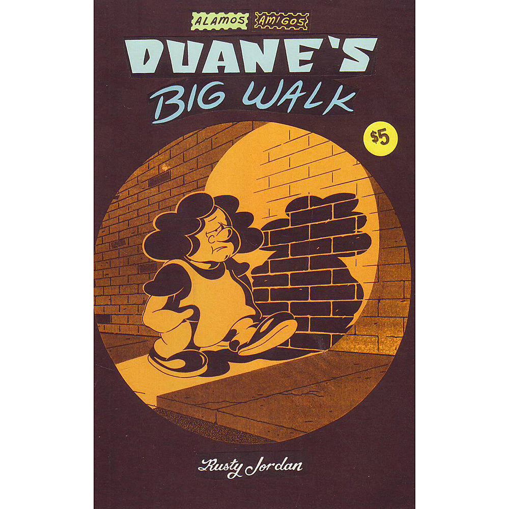 Duane's Big Walk