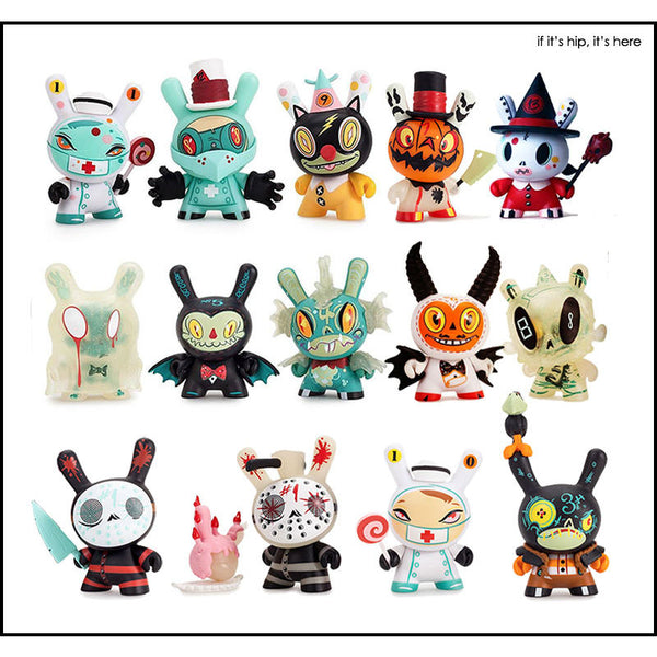 The 13: The Horror Comes Slithering Back Dunny