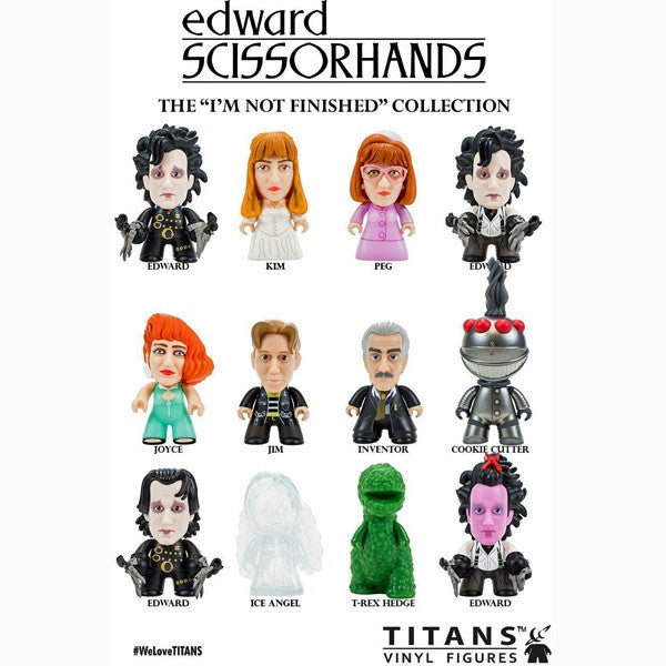 Edward Scissorhands Mini Figure
