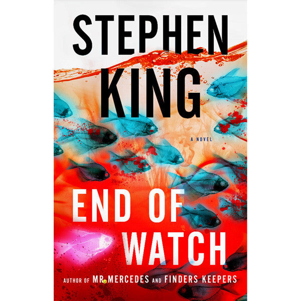 End of Watch: A Novel