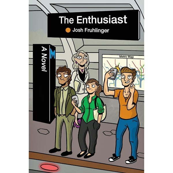 Enthusiast - SIGNED!