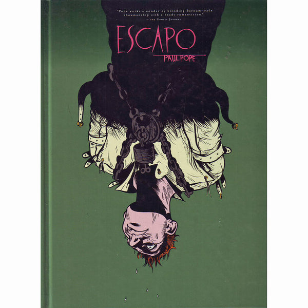 Escapo Signed Hardcover