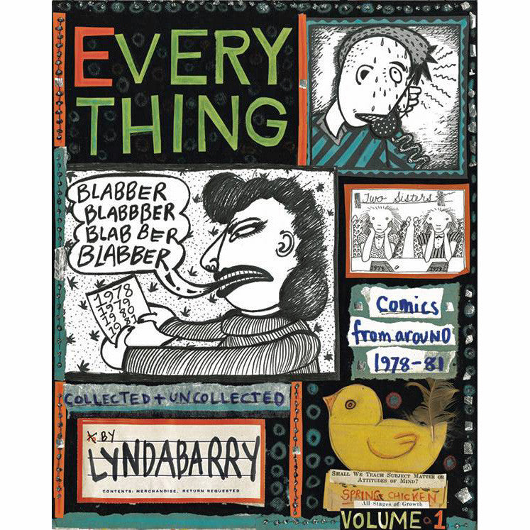 Blabber Blabber Blabber: Volume 1 of Everything, Comics From 1978-1981