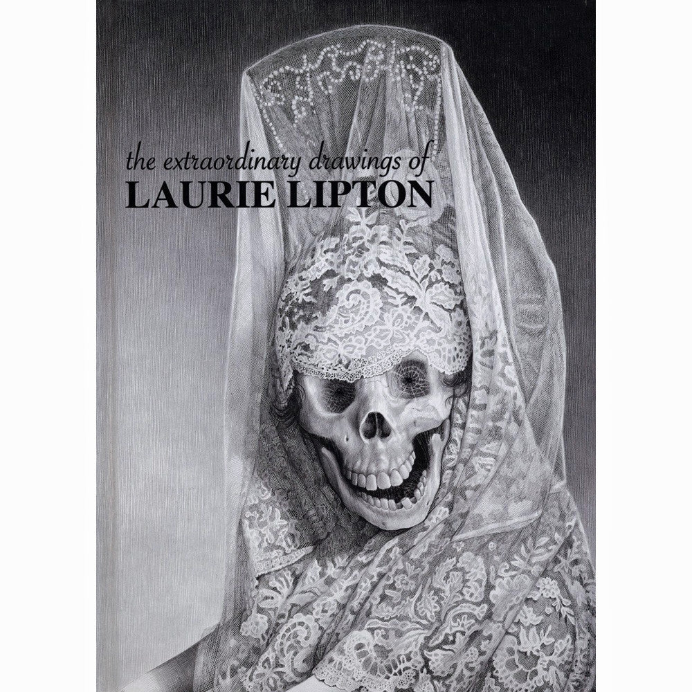 Extraordinary Drawings of Laurie Lipton