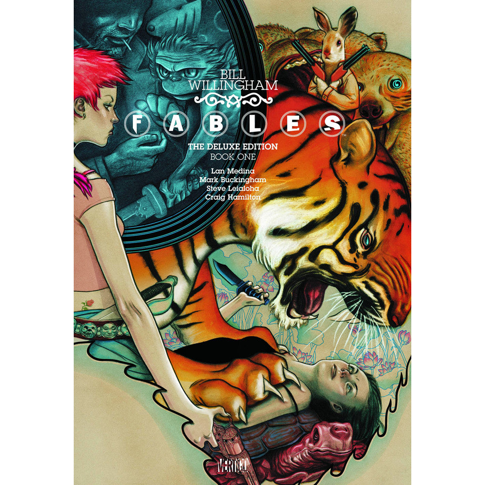 Fables Volume 1 (Deluxe Edition)