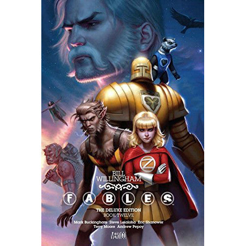 Fables Volume 12 (Deluxe Edition)