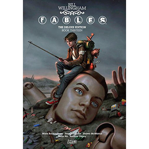Fables Volume 13 (Deluxe Edition)