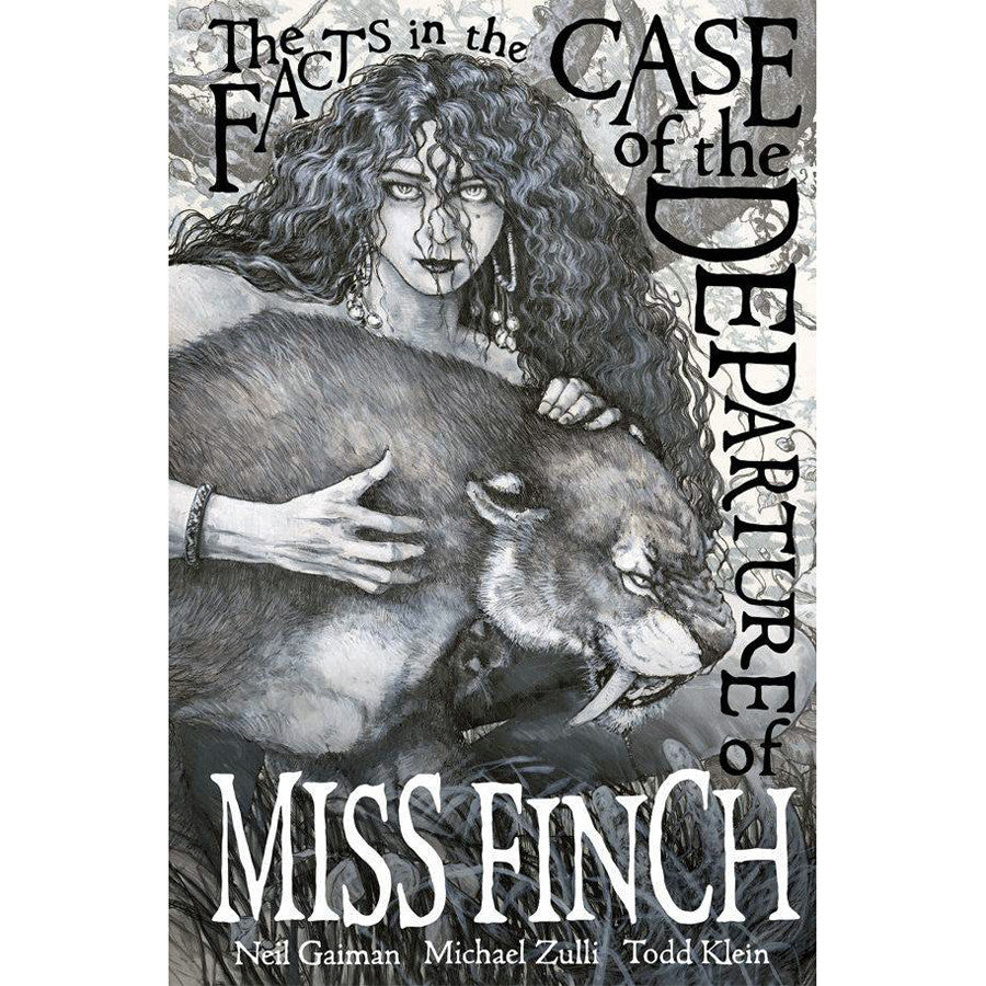 Facts In The Case Of The Departure Of Miss Finch