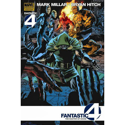 Fantastic Four: The Master of Doom