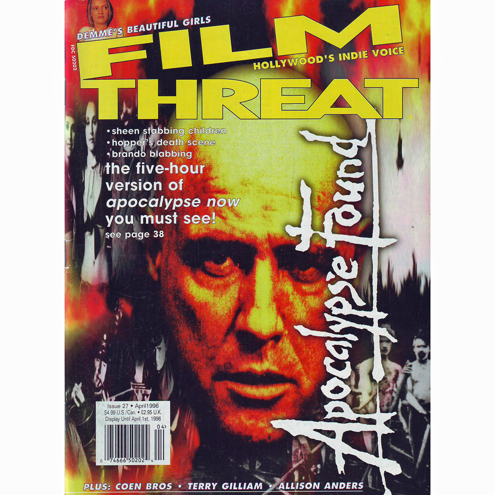 Film Threat Magazine #27 (Volume 2)