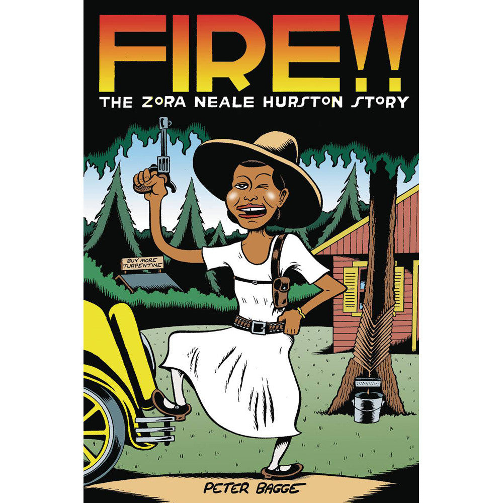 Fire: The Zora Neale Hurston Story
