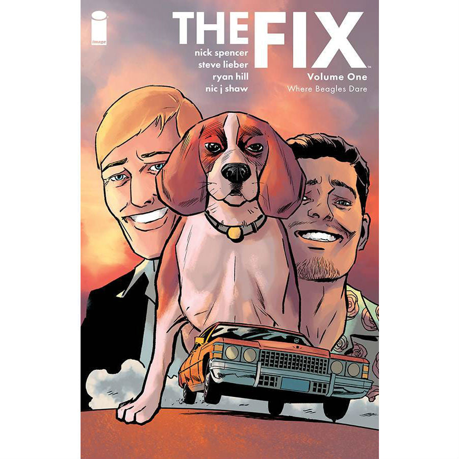 Fix Volume 1: Where Beagles Dare