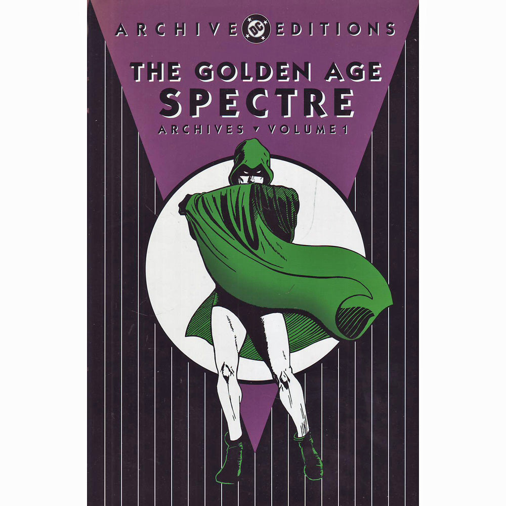 Golden Age Spectre Archives Volume 1