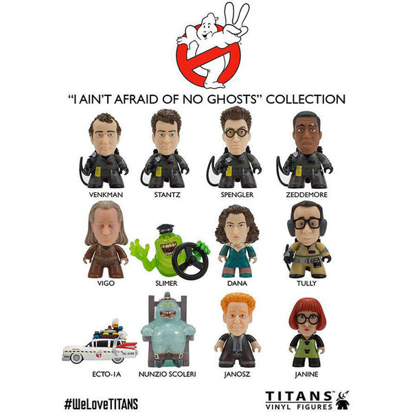 Ghostbusters Ain't Afraid Of No Ghosts Mini Figure