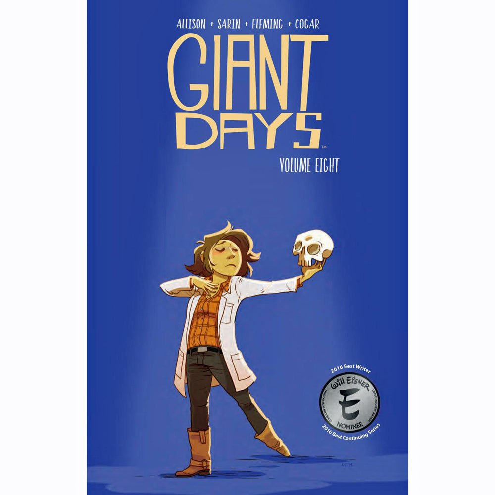 Giant Days Vol. 8