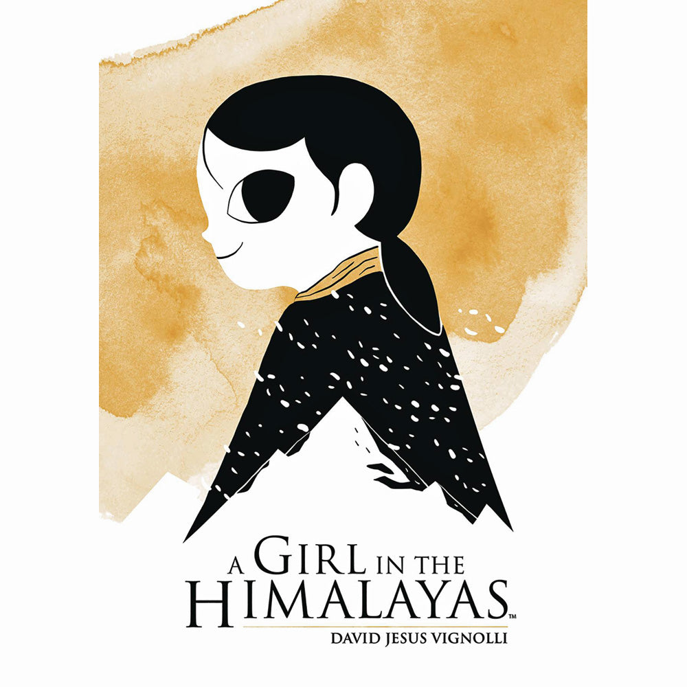 Girl In The Himalayas