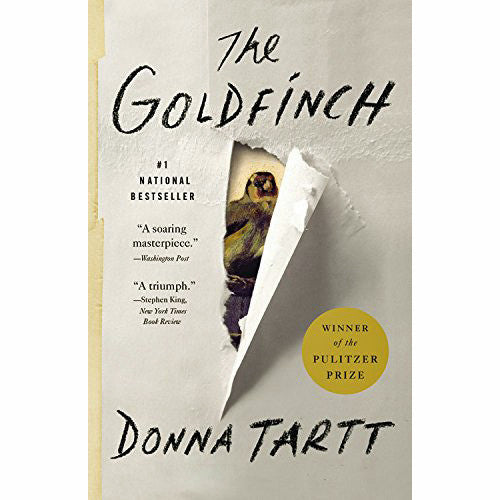 Goldfinch: A Novel