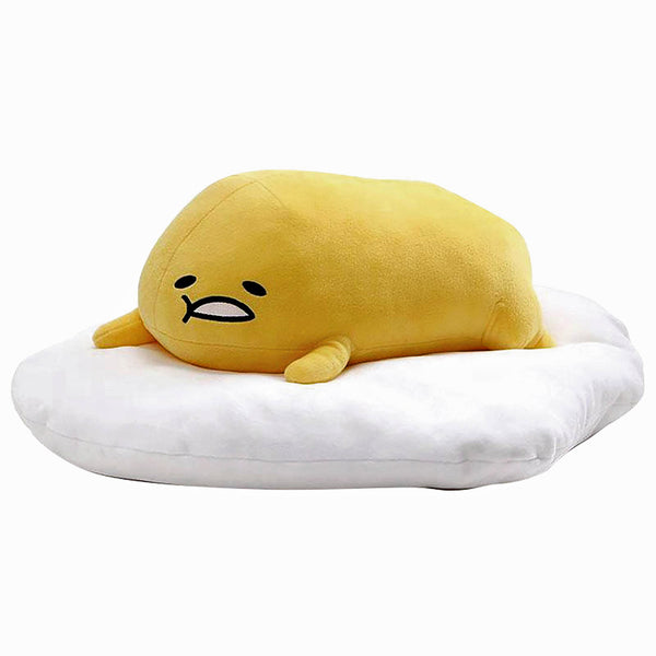 Gudetama: Laying Down Plush (18 Inches)
