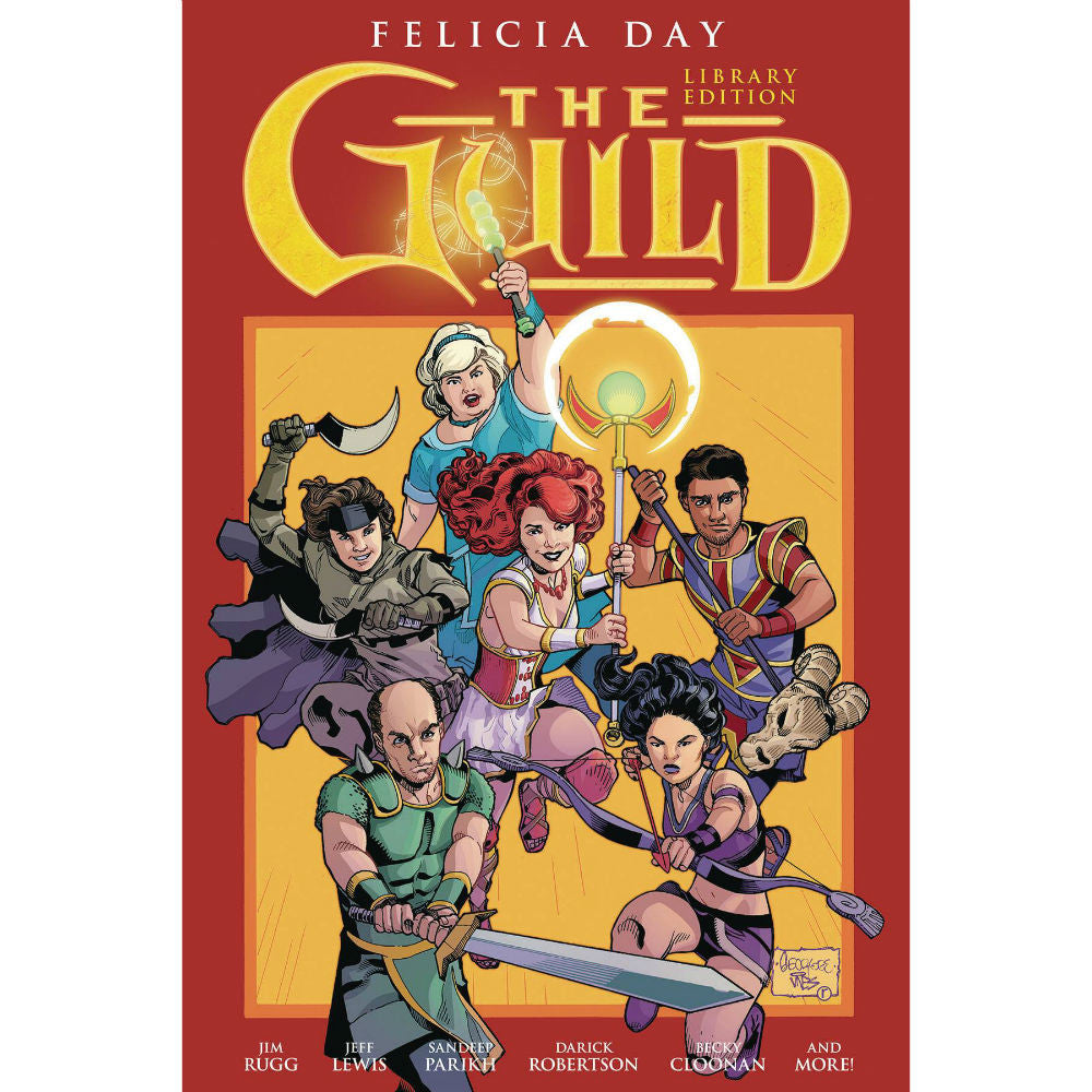Guild: Library Edition Volume 1
