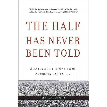 Half Has Never Been Told: Slavery and the Making of American Capitalism