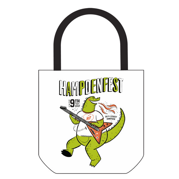 HampdenFest 2017 Tote Bag