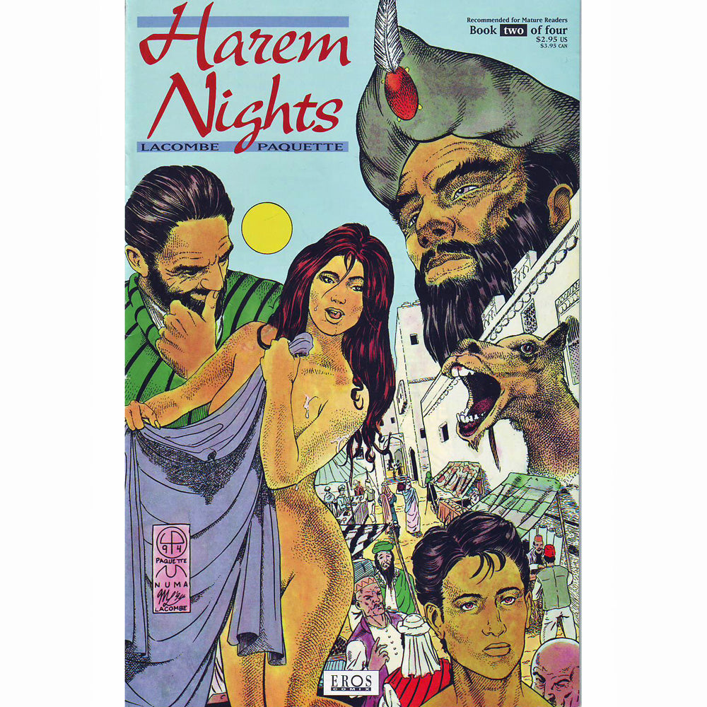 Harem Nights #2