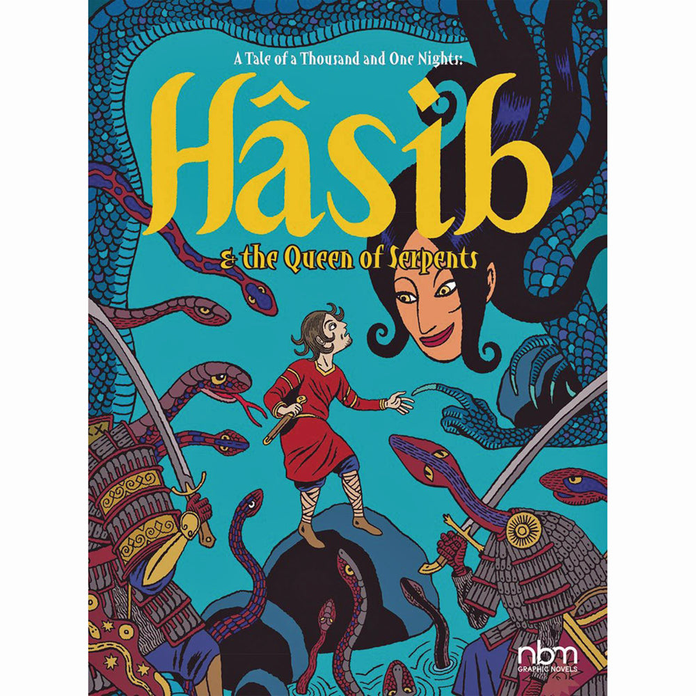 Tale Of A Thouand And One Nights: Hasib And The Queen Of Serpents