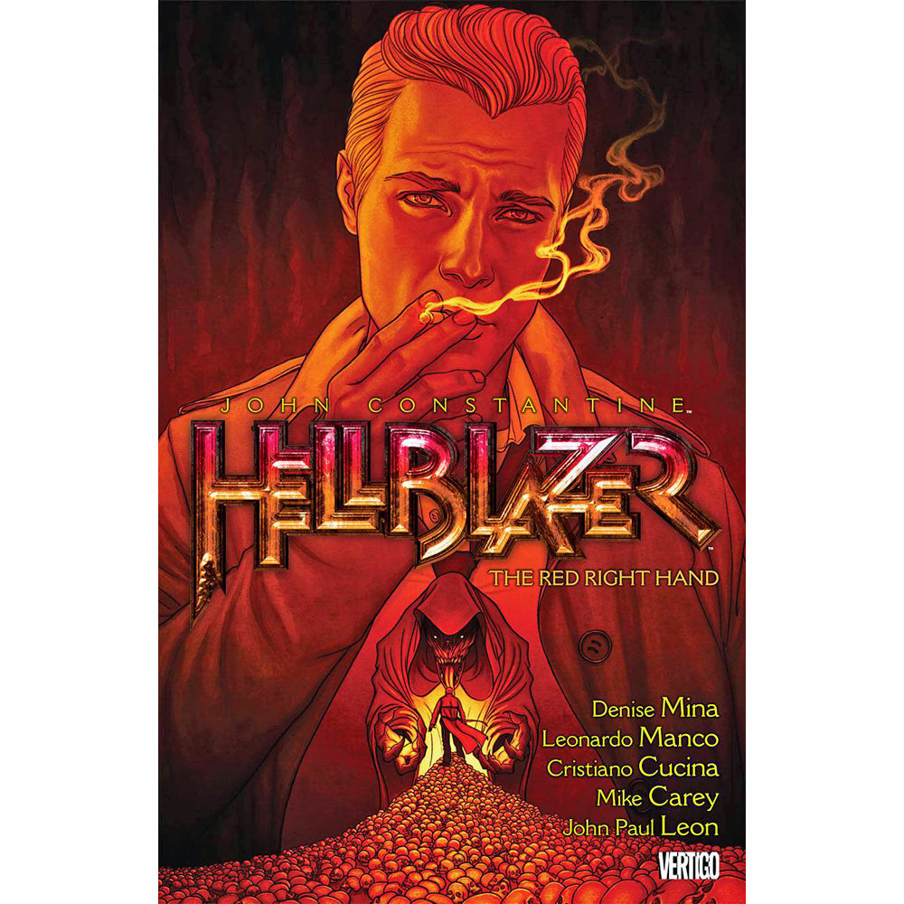 Hellblazer Volume 19: The Red Right Hand