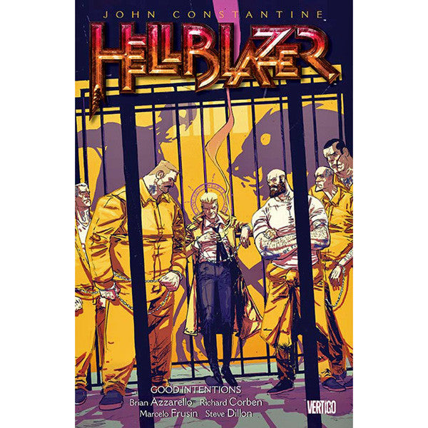 Hellblazer Volume 14: Good Intentions
