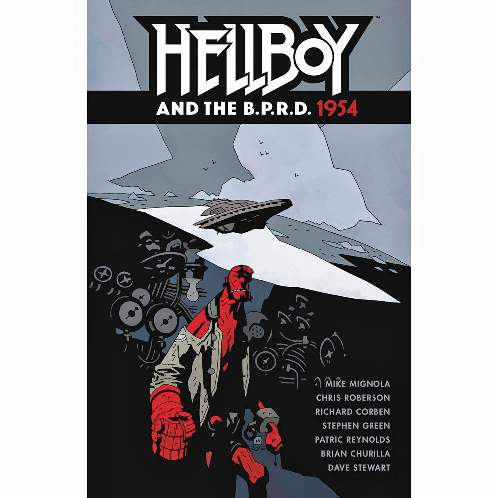 Hellboy And The BPRD 1954