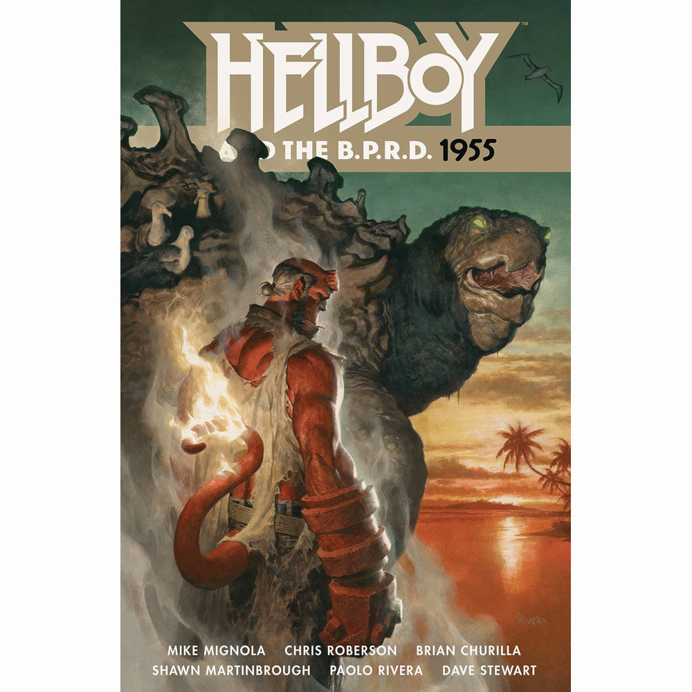Hellboy And The BPRD 1955
