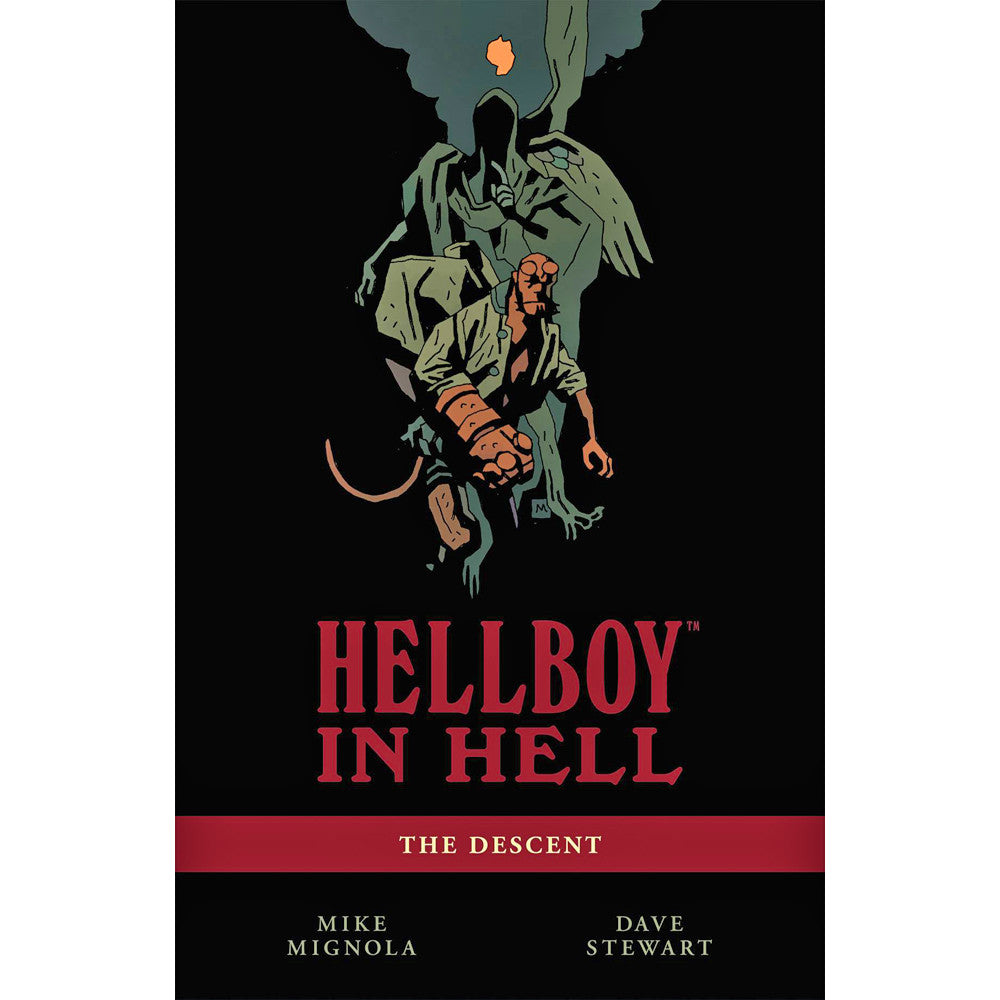 Hellboy In Hell Volume 1: Descent