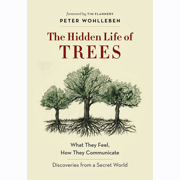 Hidden Life of Trees: What They Feel, How They Communicate—Discoveries from a Secret World