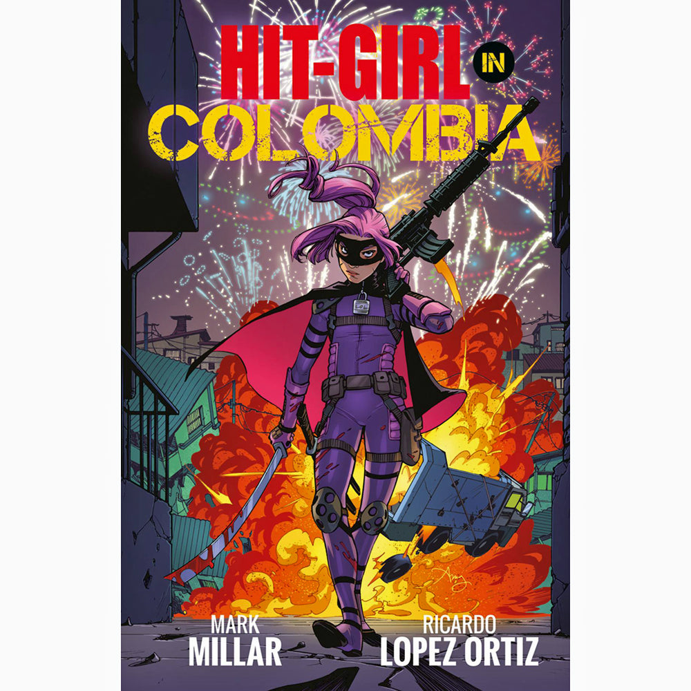 Hit-Girl Vol. 1