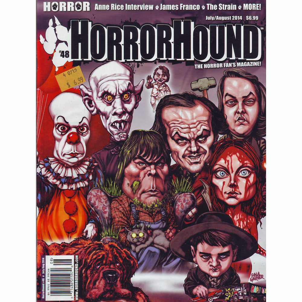 HorrorHound Magazine #48