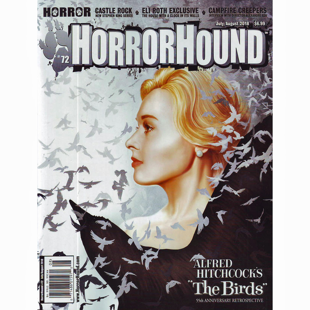 HorrorHound Magazine #72