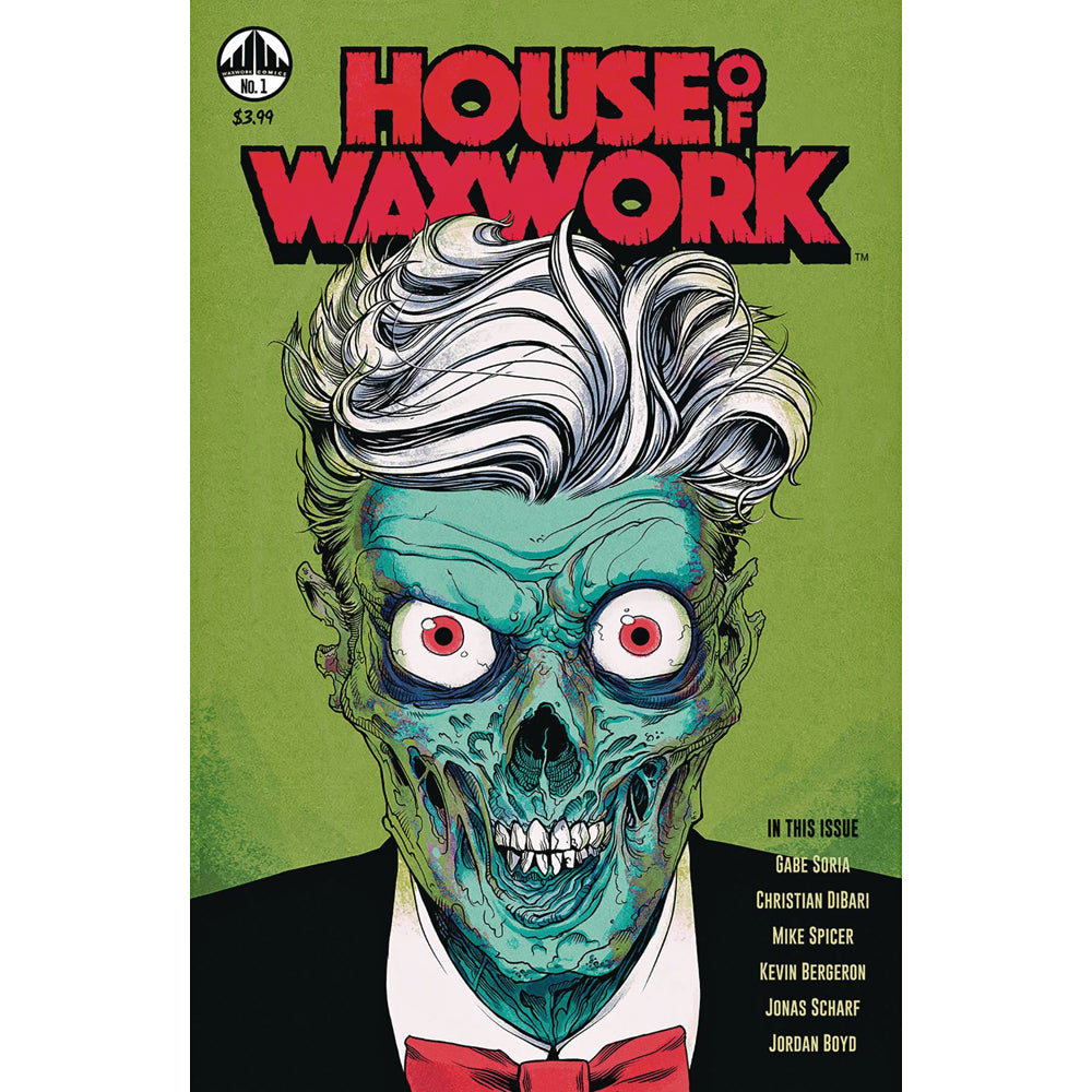 House Of Waxwork #1