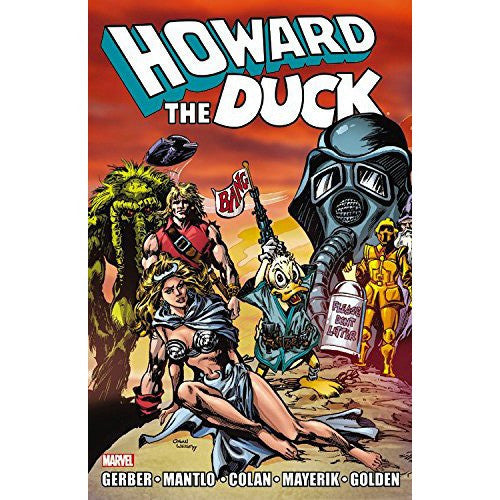 Howard The Duck: The Complete Collection Volume 2