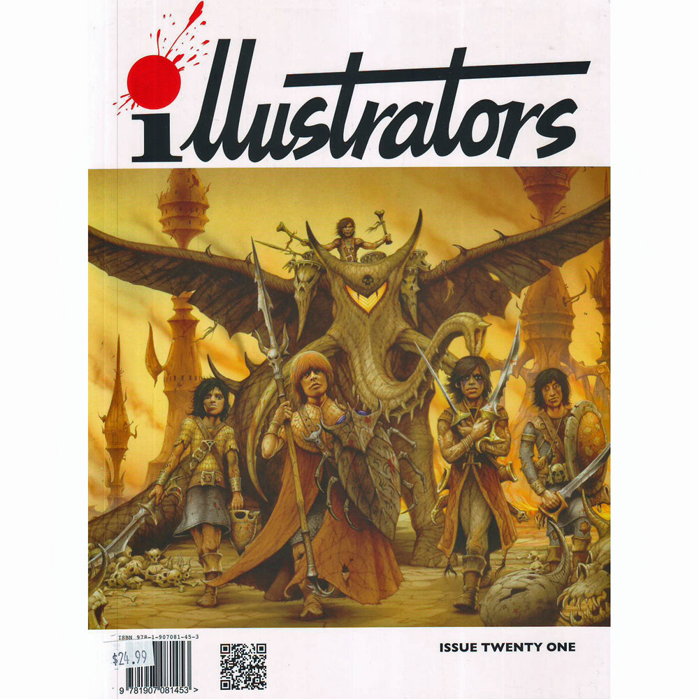 illustrators Magazine #21