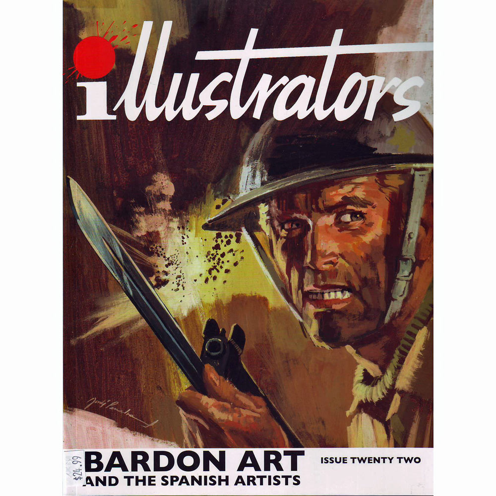illustrators Magazine #22