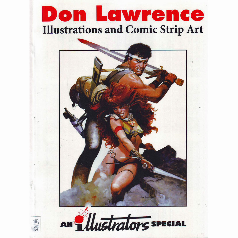 illustrators Magazine Special: Don Lawrence